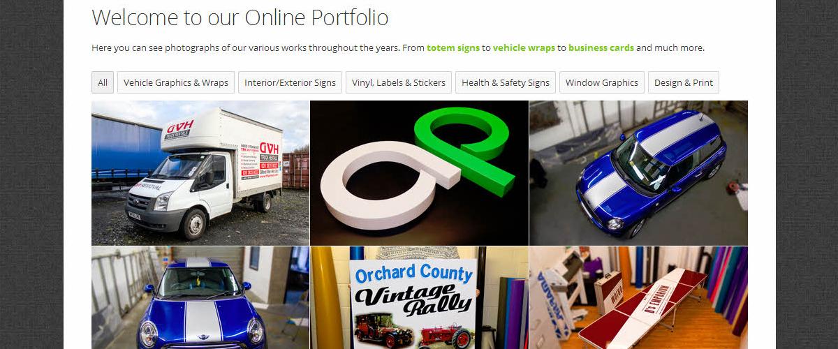 AP Signs Portadown