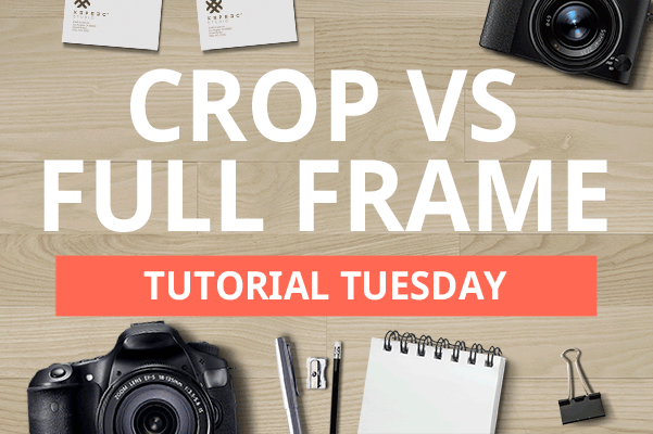 Quick Guide: Crop vs Full Frame sensor cameras - Calvert Photography