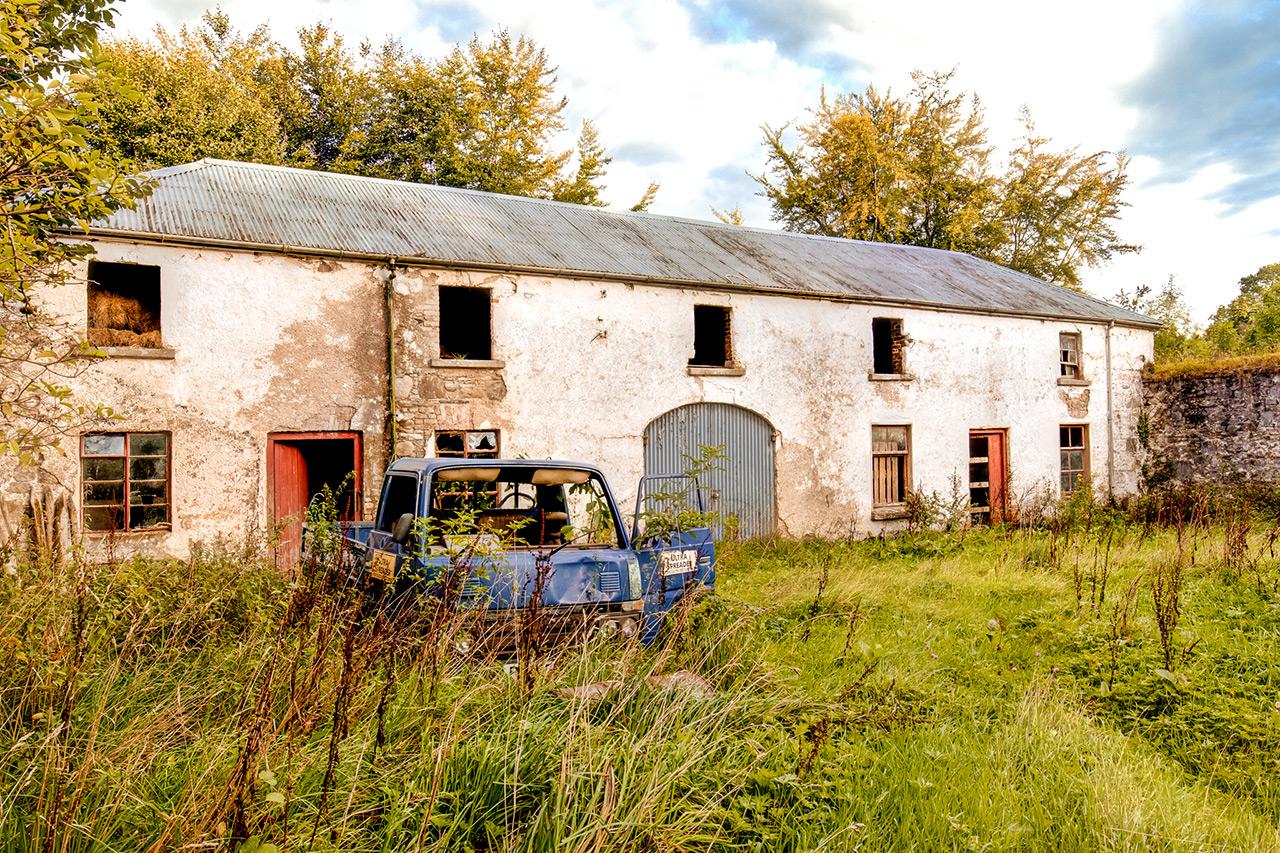 Old Abandoned Farm, Northern Ireland