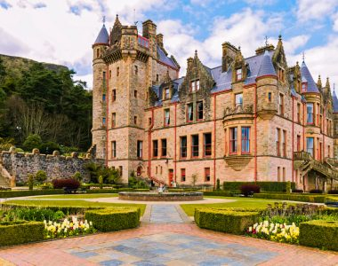 Photo of Belfast Castle, Cavehill Country Park, County Antrim, Northern Ireland - City and Architecture Photography