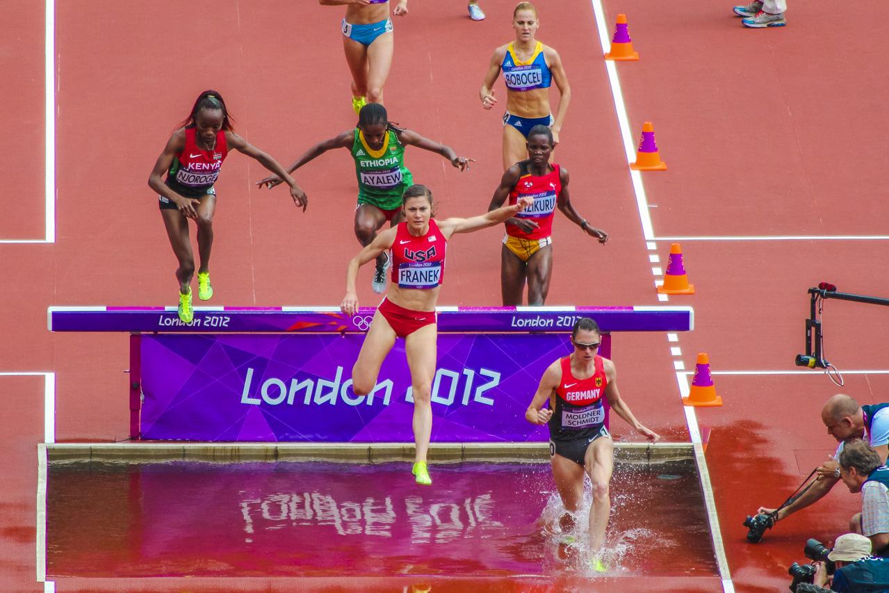Womens 3000m Steeplechase