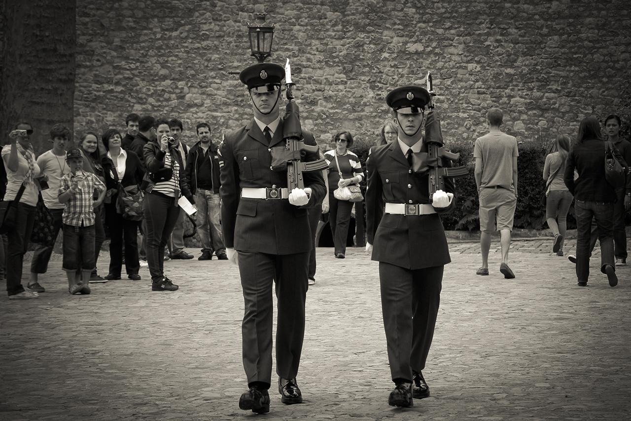 The Guardsmen Walk