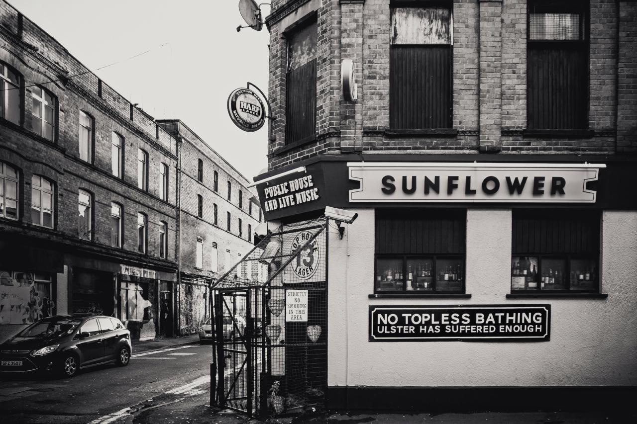 Sunflower Bar, Belfast City