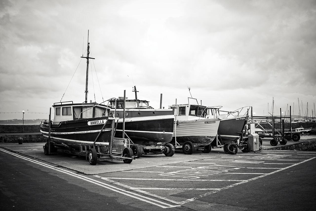 Carrickfergus Harbour