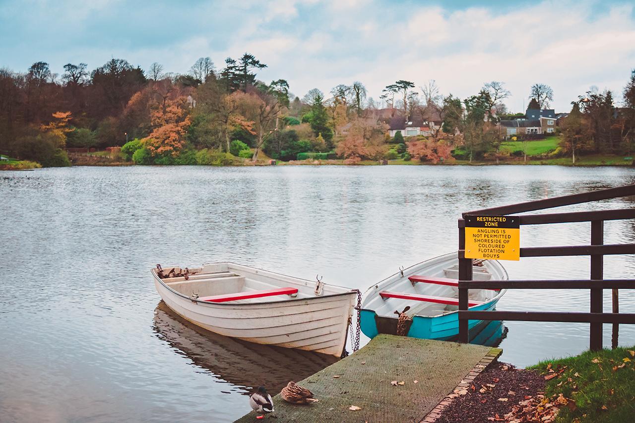 Dungannon Park, Northern Ireland