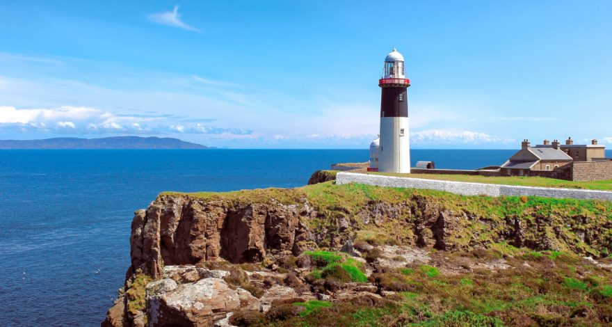 Rathlin Island East Lighthouse - Landscape Photography Northern Ireland