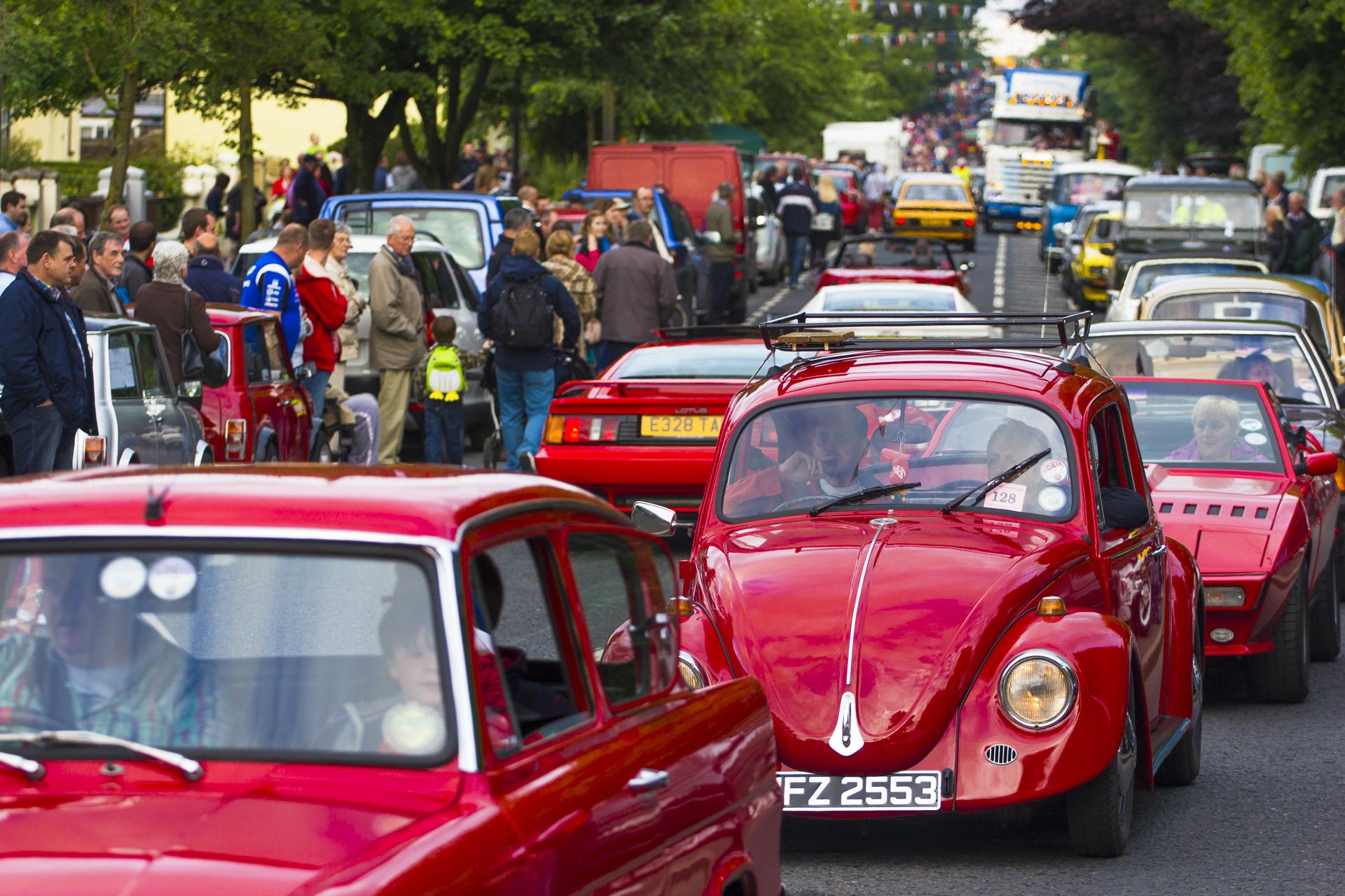Warringstown Vintage Car Rally