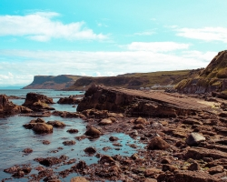 Ballycastle Beach - Landscape Photography Northern Ireland