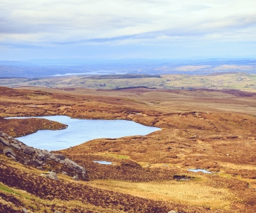 Cuilcagh Mountain Park Lake, Fermanagh